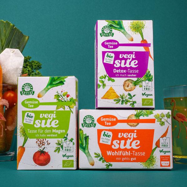 Vegi Sue Gemüsetee